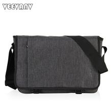 2017 Designer Briefcase Men's Messenger Bags Vintage Canvas Shoulder Bags Men Office Buisness Crossbody Bag Attache Laptop Case(China (Mainland))