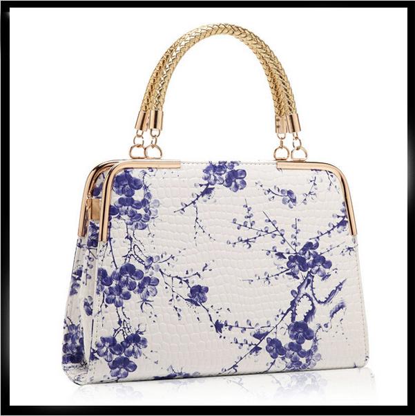 2014  Fashion Casual Women Bag Luxury One Shoulder Bag  Messenger Bag
