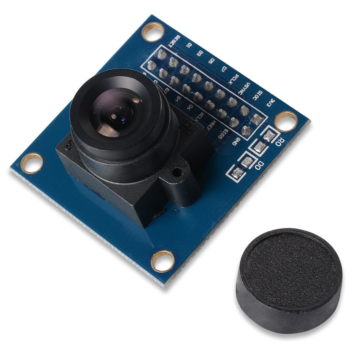 OV7670 640x480 300KP 0.3Mega VGA CMOS Camera Module I2C for Arduino FPGA TE150+(China (Mainland))
