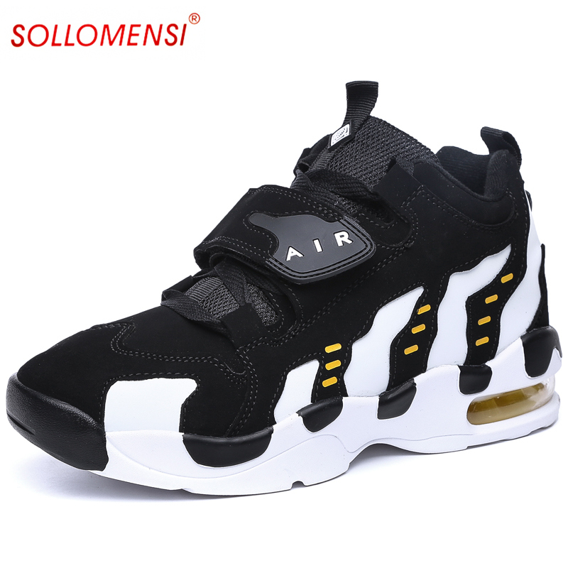 Hot sale new design free shipping men basketball shoes 2016 men Basketball Shoes air sole women basketball sneakers size 35-44(China (Mainland))