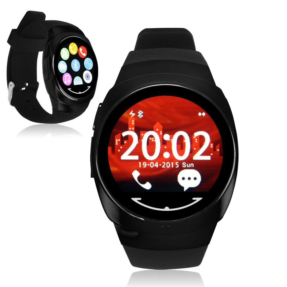 Smart Watch U0 WristWatch Smartwatch Wearable Device Clock B/ Bluetooth Smartwatch for IOS and Android Mobile Phone(China (Mainland))