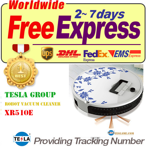 2013 Newest Prevent Collisions and falls mop function  XR510E robot vacuum cleaner automatic smart home vacuum robot