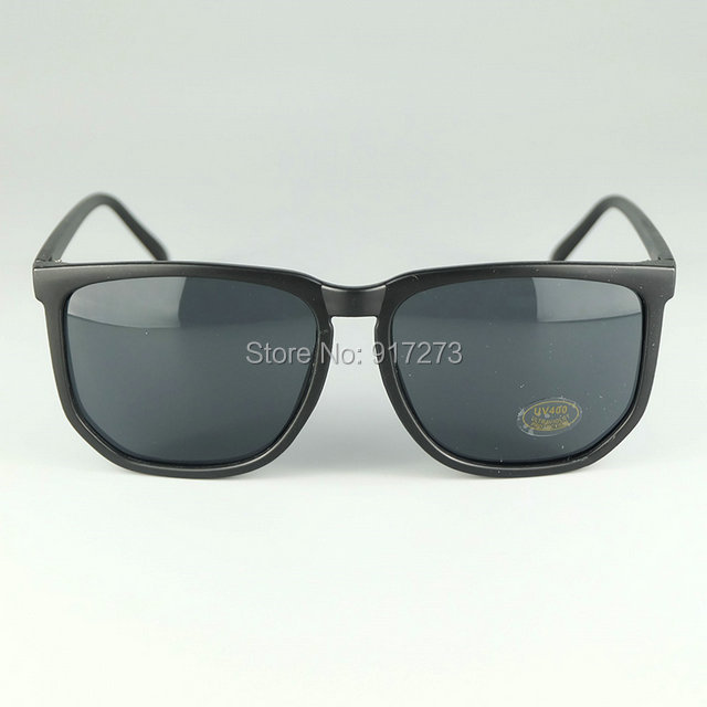 2016 New Fashion Adornment Sunglasses Simple Square Big Frame Strong Metal Hinge UV400 Lenses Cheap Toy Eyewear - Hangzhou Ineyes Export Trade Co., Ltd store