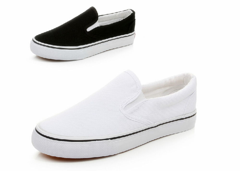 sneakers canvas shoes slip on fashion comfortable