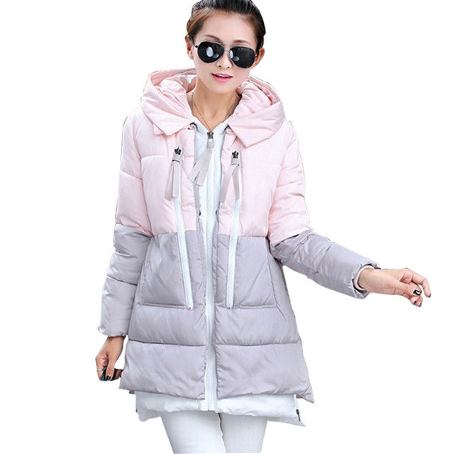 Hot Selling 2016 Women winter coat and jacket feamle Parkas Camo Printed Warm and thicken Women Coats plus size M-3XL(China (Mainland))
