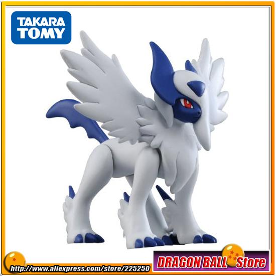 "Free Shipping Japanese Hot Anime / Game ""Pokemon X and Y"" Original Takaratomy Toys Action Figure SP-19 - Mega Absol(China (Mainland))"
