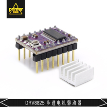 3d printer stepstick drv8825 stepper motor driver reprap 4 pcb board