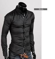 Мужская классическая рубашка Amanda XXXXXL 5912 01
