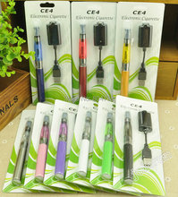 eGo CE4 E-cigarette blister kits with ce4 atomizer &  900mah 100mah  ego-t battery