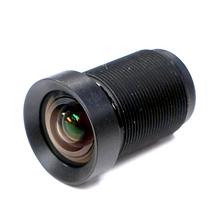 4.35 MM lentille 1/2. 3 polegada 10MP IR 72D HFOV NON distorsion pour Gopro Xiaomi Yi SJCAM caméra DJI Phantom Drones nouvellement livraison gratuite(China (Mainland))