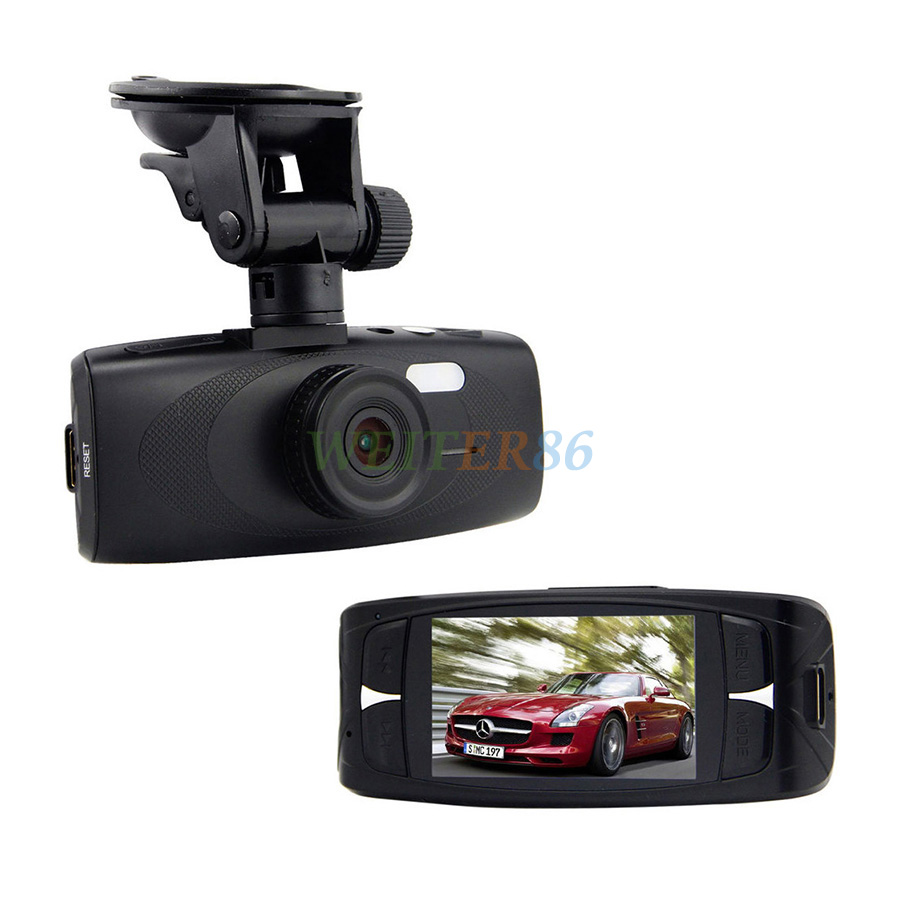 Freeshipping Car DVR G1WH 2.7 Inch LCD 1080P Full HD Car Video Dash Camera Recorder with G-sensor H.264 140 Degree Angle(China (Mainland))