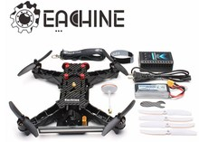 Eachine Racer 250 FPV Drone Built in 5.8G Transmitter OSD With HD Camera BNF Version Rc Quadcopter