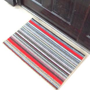 Color Bar In Front Of The Thick Carpet Floor Mats Door Mat