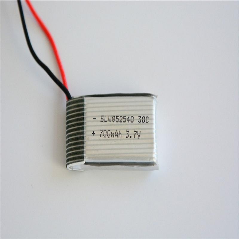 10pcs/lot Bluetooth Earphone Batteries Polymer Lithium 3.7v Battery Li-Polymer Lipo Battery 700mah Rechargeable For MP5 PSP GPS<br><br>Aliexpress