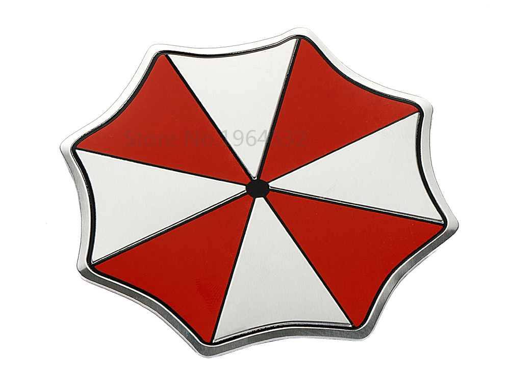っcar Styling 3d ⑧ Aluminum Aluminum Alloy Umbrella