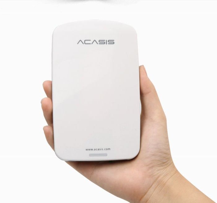 Acasis 500gb USB2.0 HDD 2.5 High-Speed External Hard Drives 1tb Storage Devices Desktop Laptop 750gb