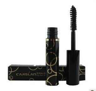 Wide-angle big eyes mascara 3g small-sample curling lengthening thick waterproof
