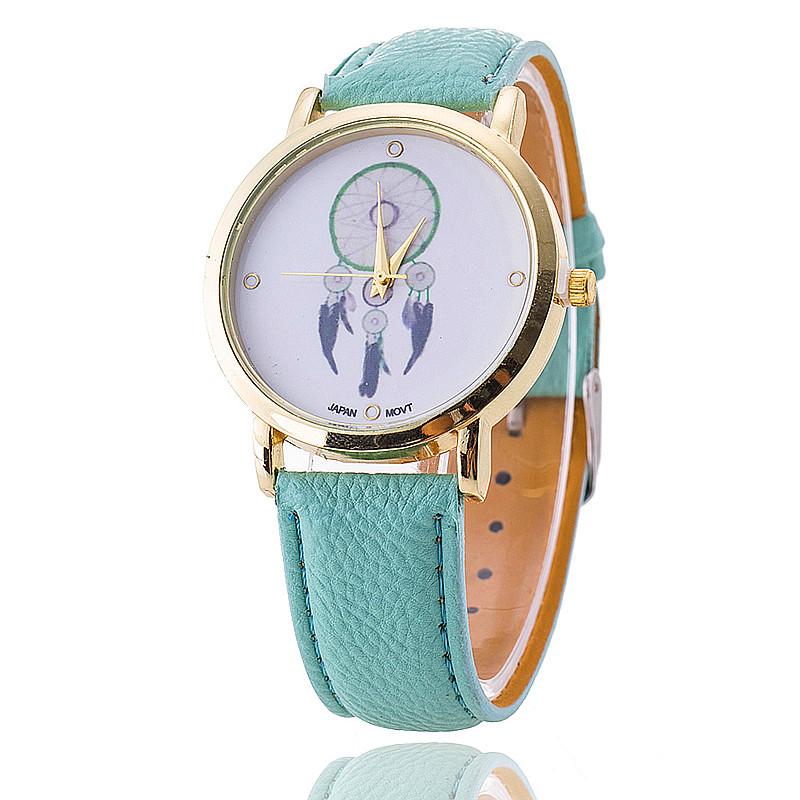 Fashion Dreamcatcher Watch Casual Women Wristwatch Luxury Quartz Relogio Feminino Gift 1728 - aiwise store