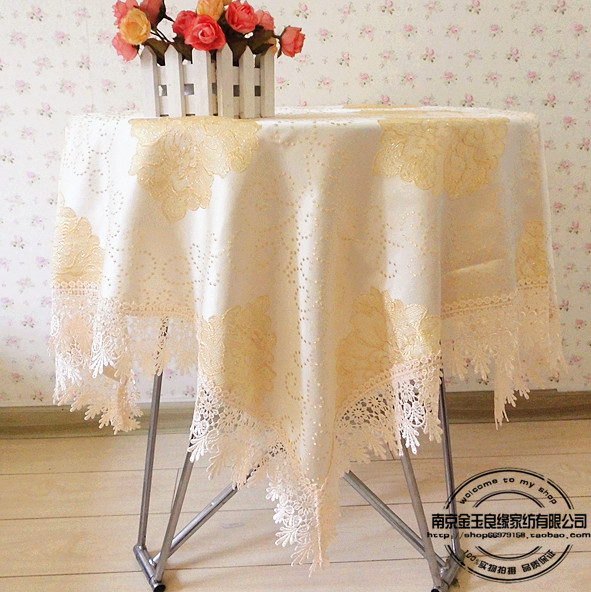 free shipping good quality dining table cloth fashionrefrigerator tble runner table cloth for wedding dinner table party(China (Mainland))
