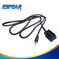 3 5mm Charger Cable MM AMI MMI Audio Inpute Adapter For BMW Z4 E85 X3 X5