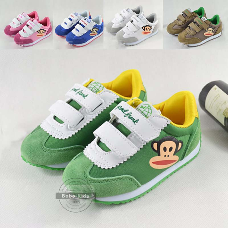 BBK Childrens girls boys shoes kids Leisure Sports shoes leather casual shoes sneakers shoes Paul Fashion Sneakers Magic stick<br><br>Aliexpress