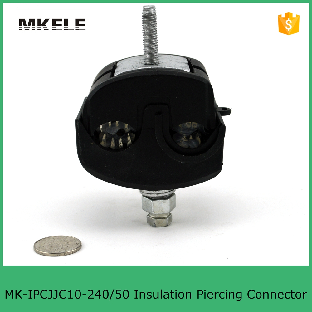 Piercing Depth(mm):4.5-6 MK-IPCJJC10-240/50 insulated cable connector,ipc connector from connector manufacturers maker electric(China (Mainland))