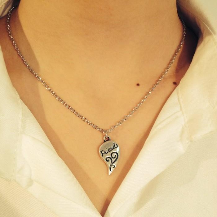 Как сделать ожерелье дружбы