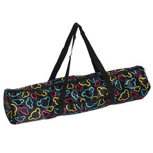New High Quality Durable Waterproof Yoga Pilates Mat Case Bag Carriers Backpack Pouch Free shipping(China (Mainland))