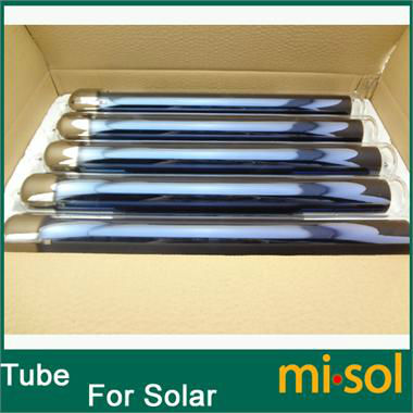 10 units of Vacuum Tubes for solar water heater, evacuated tubes for solar!(China (Mainland))