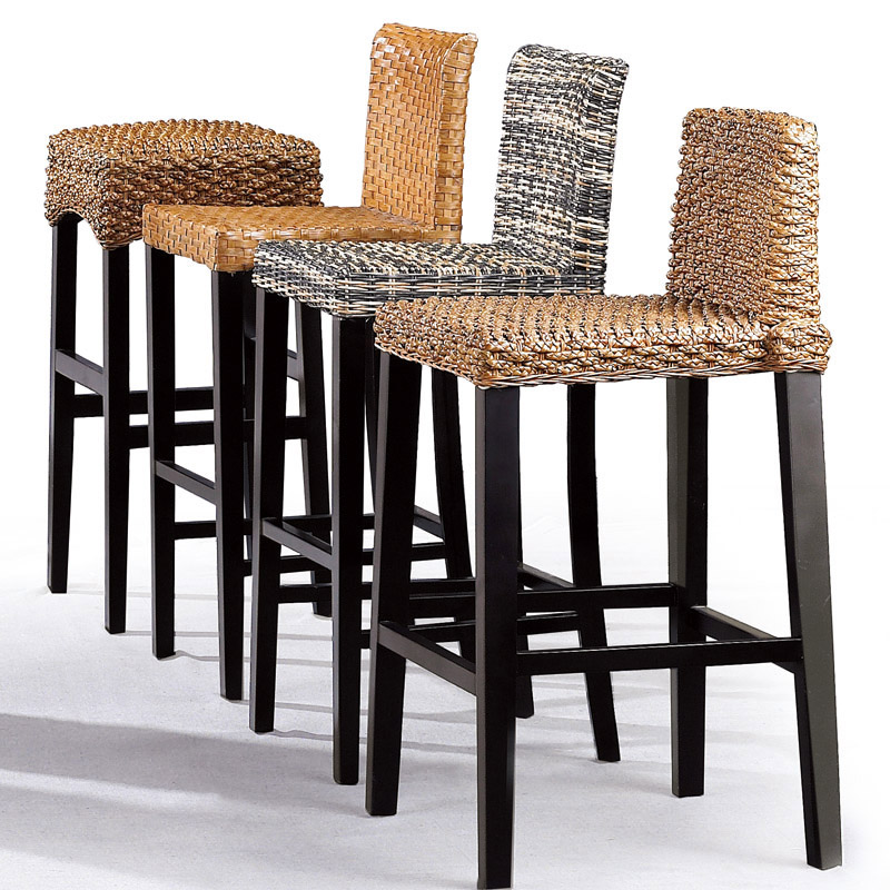 Casual rattan chair bar stool H station<br><br>Aliexpress