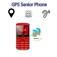 GPS Senior Phone  GPS Tracker GPS Locating Function SOS button for emergency calling remote monitor Geo-fence alarm(China (Mainland))