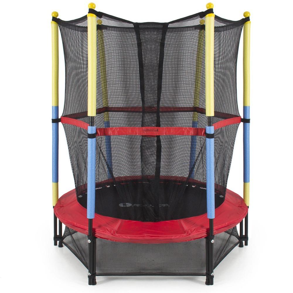 "Trampoline Parts Center Coupon Code: Indoor Trampoline Net Pad Rebounder Exercise 54"" Round"
