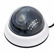 Buy New 1000TVL 1/4 CMOS Color IR CUT 3.6mm Lens Dome CCTV Home Security Camera Video Surveillance Cam house personal protection for $20.79 in AliExpress store