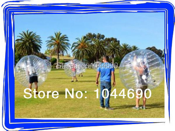 New, Fashionable style durable buddy bubble ball soccer bubble<br>