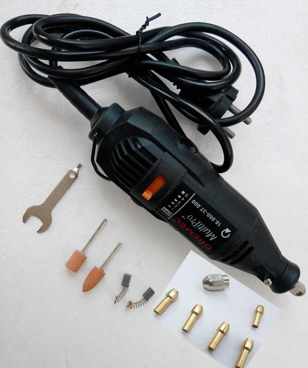 New 220V 180W DREMEL Electric Tool 5Speed Adjustable Mini Electric Drill Grinding Jade Carving Machine 5
