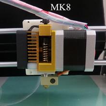 New updated Reprap Prusa i3 He3D XI3 DIY 3d Printer kit full acrylic Machine with 2004