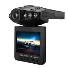 "Car DVR Recorder Auto Camera 6 LED HD 720P Infrared Night Vision DC 5V 0.8A Night Vision Universal 2.5"" LCD Screen Car Styling(China (Mainland))"
