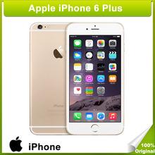 Оригинальный iPhone 6 Plus / 6 S плюс iOS 9 двухъядерный 1.4 ГГц 5.5 дюймов емкостный экран телефона 8MP камера 16 ГБ / 64 ГБ / 128 ГБ LTE(China (Mainland))