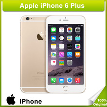 Original iPhone 6 Plus/ 6S plus iOS 9 Dual Core 1.4GHz 5.5 inch Capacitive Screen Phone 8MP Camera 16GB/64GB/128GB LTE(China (Mainland))