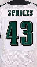 best quality,mens 11 Carson Wentz 20 Brian Dawkins 43 Darren Sproles elite stitched jersey(China (Mainland))