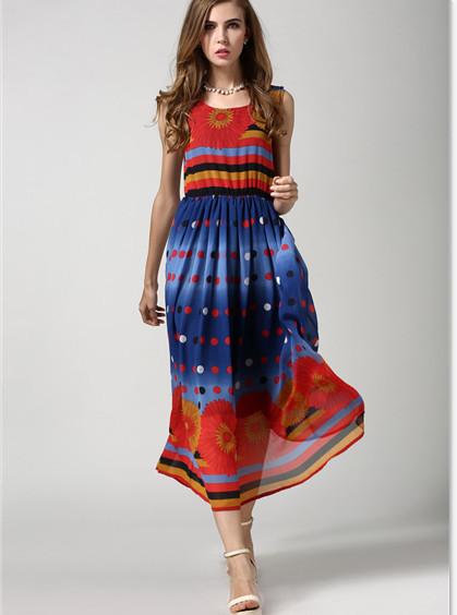 2015 Designer High Quality Unique Ethnic Hippie Long