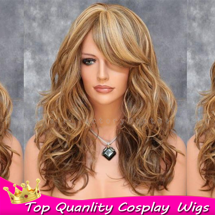 Long Hair Layered Wigs 30
