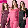 Long Johns Women Thermal Underwear Modal Suit Thin Winter Render Shape Body Long Johns Home Female