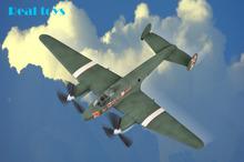 Modelo Hobby Boss 80296 1/72 Soviet PE-2 modelo de plástico Bomber kit