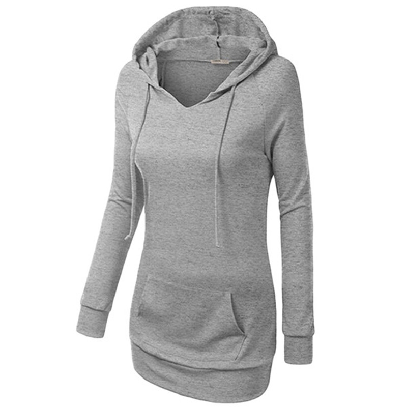 Sudaderas Mujer 2016 Autumn Winter Women Hooded Sweatshirts Casual Long Sleeve Sport Hoodies Pullover Sportsuit Plus Size(China (Mainland))
