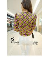 Женские блузки и Рубашки GL Brand 2015 FF14391