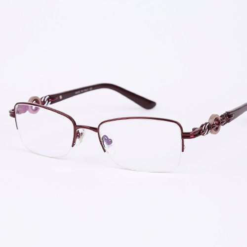 Eyeglasses Frames Luxury : optical frame woman luxury eyeglasses spectacle frame ...
