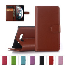 Мода телефон чехол для Lenovo 2010 angus2, Личи зерна бумажник боковая стойка кожаный мешок для Lenovo A2010 с наличными держателя карты