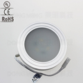 Warm White cold White Round LED Cabinet Light SMD 5630 3leds Using For Jewellery Home kitchen