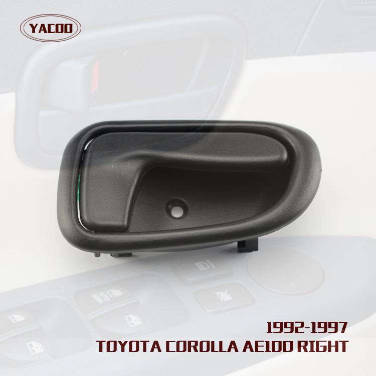 1pcs Right Interior Door Handle For Toyota Corolla Ae100 1993 1996 Oem 69205 12130 In Exterior